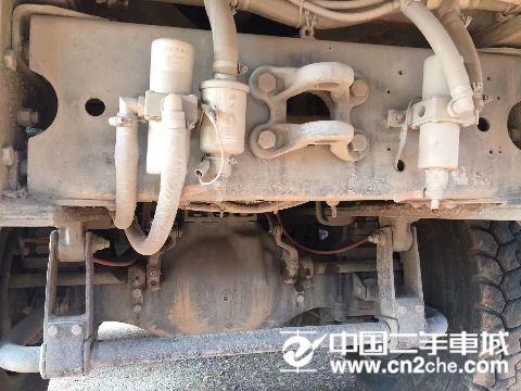 陕汽重卡 德龙X3000 430马力四桥自卸车