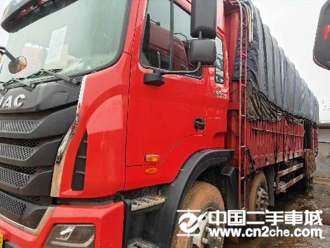 江淮 江淮格尔发K系列 260马力  载货车
