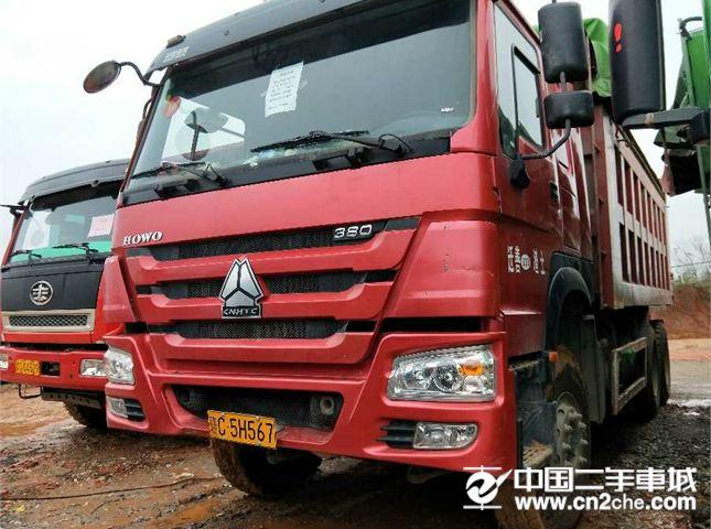 中國重汽 豪沃 HOWO重卡380馬力自卸車