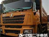 陕汽重卡 德龙F3000 牵引车 重卡 375马力 6X4   (加强版)(变速箱12JS160T)