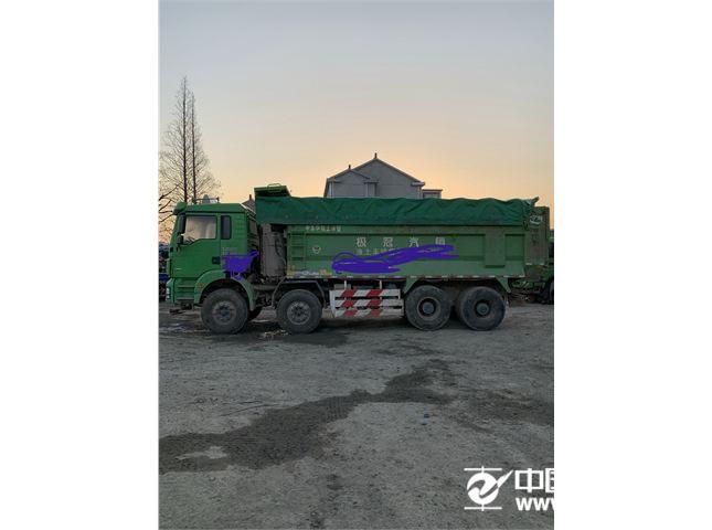 陕汽重卡 德龙M3000 自卸车  重卡 350马力 8×4 自卸车
