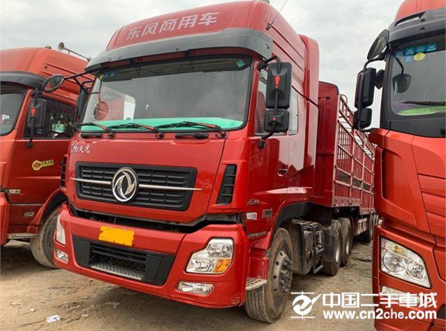 东风 天龙 新启航版 450马力 6X4牵引车(法士特)