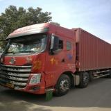 东风柳汽 乘龙 载货车 H7重卡 270马力 6X2 9.6米厢式