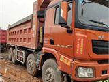 陕汽重卡 德龙X3000 自卸货车