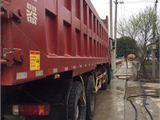 一汽解放 J6P 420动力8X4自卸车