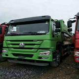 中国重汽 豪沃  A7 豪沃渣土车,380马力,12档箱
