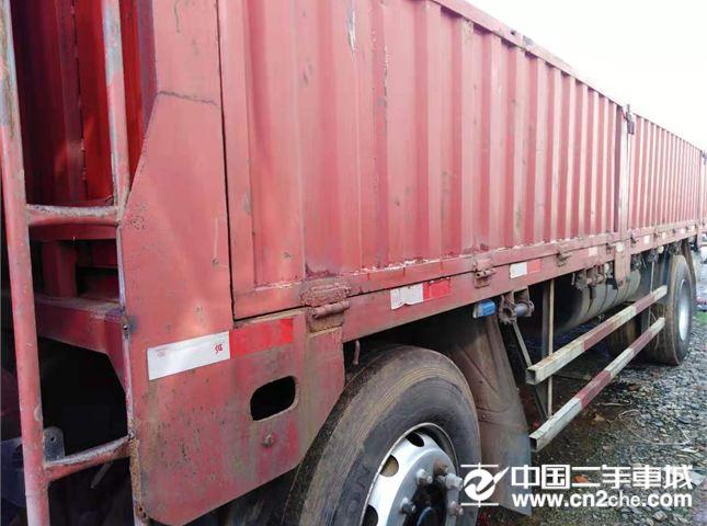 江淮 江淮格尔发A系列 245马力  平板载货车