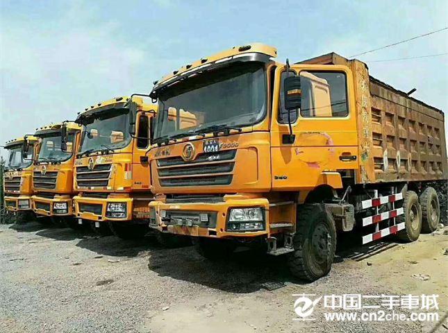 《【天富登录app】二手联合U340和北奔NG80出售 后八轮自卸车的代表》