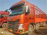 東風柳汽 乘龍 載貨車 H7重卡 350馬力 8X4 9.6米排半倉柵式