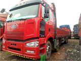 一汽解放 J6P 载货车 重卡 350马力 8×4 仓栅式 排半 载货车(CA5310CCYP66K2L7T4E5)