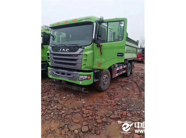 江淮 江淮格尔发L系列 6X4 5.8米 350马力环保U型车