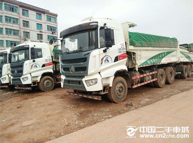 三一重工 三一重工货车 自卸车 自卸车