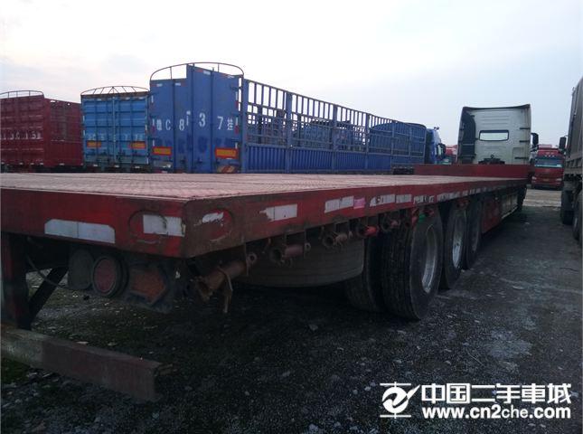 中国重汽 豪沃T7 440马力  17.5米平板