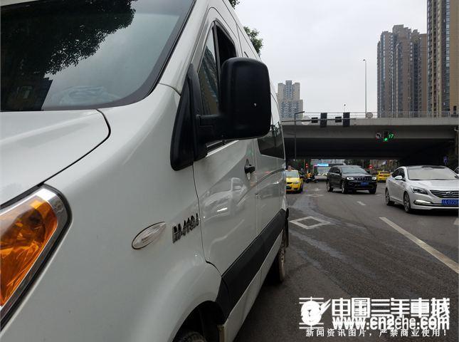 江淮 星锐 2013款1.9t星快运
