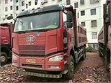 一汽解放 J6P J6P重卡 420马力 6X4 6米自卸车