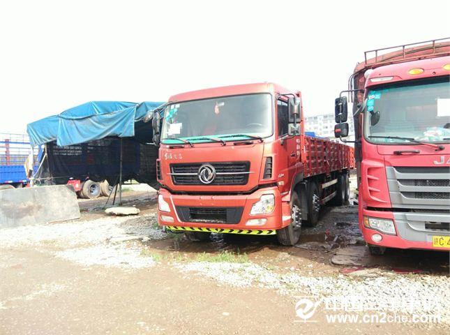 東風 天龍 載貨車 350馬力 8×4 欄板式載貨車(DFL1311A9)