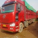 一汽解放 J6P 420馬力  前四后八載貨車  9.6米車廂