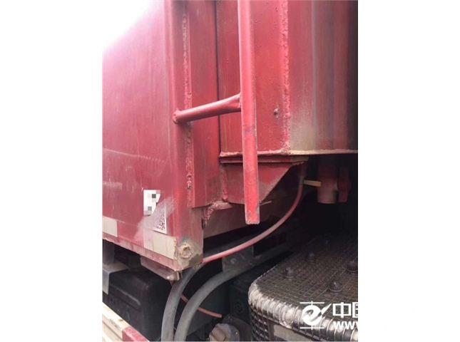 中國重汽 豪沃 380動力6X4自卸車