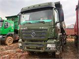 陜汽重卡 德龍M3000 375動力8X4自卸車