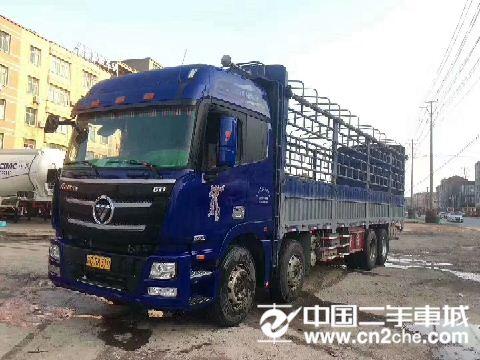 福田 歐曼 歐曼載貨車350馬力