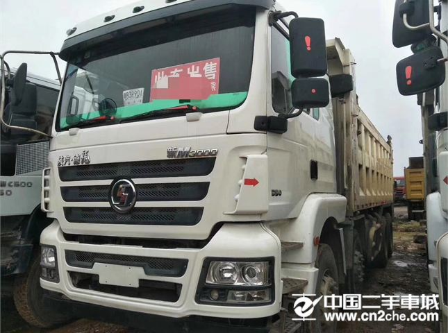 陜汽重卡 德龍新M3000 自卸車 自卸車
