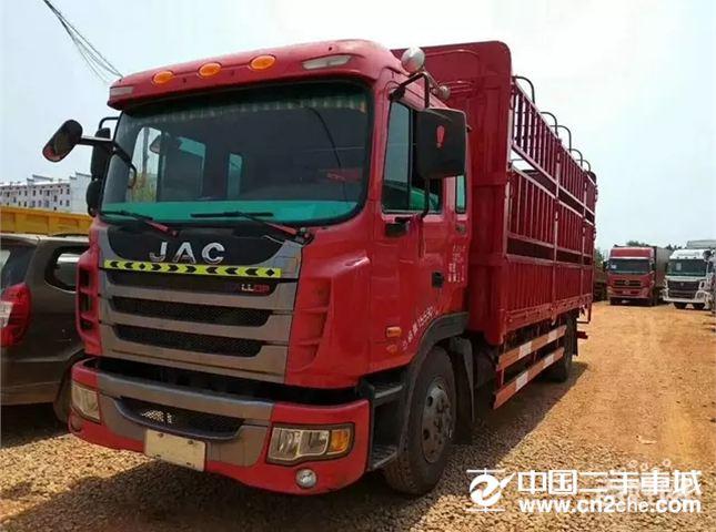 江淮 江淮格尔发L系列 载货车 重卡 180马力 4X2 前二后四