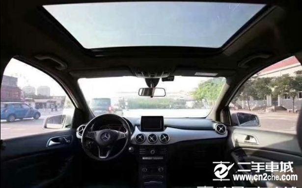 奔馳 B級 2015款  B200 1.6T 雙離合 動感型