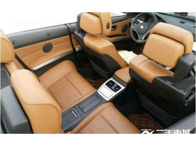 寶馬 寶馬3系(進口) 2011款 敞篷轎跑車 325i