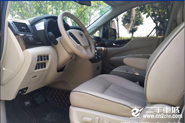 日产 贵士 2015款 3.5L SL