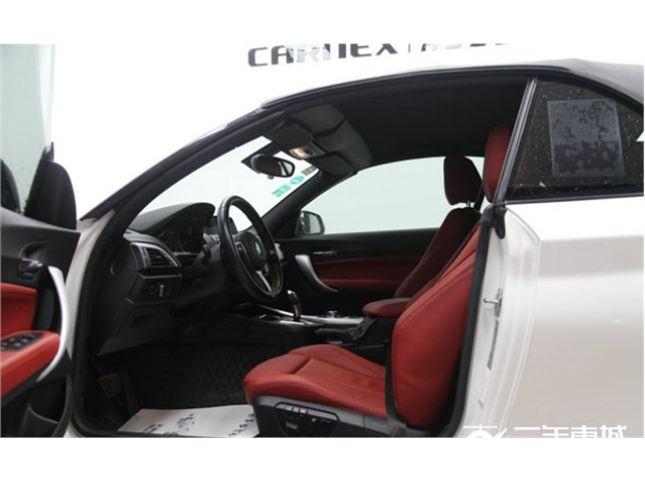 寶馬 寶馬2系 2015款 220i M運動型 敞篷轎跑車