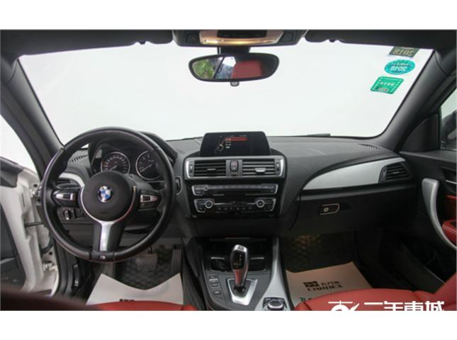 宝马 宝马2系 2015款 218i 敞篷轿跑车