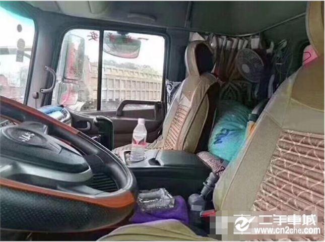 江淮 江淮格尔发K系列 载货车 K5中卡 180马力 4X2 6.8米栏板载货车(HFC1161P3