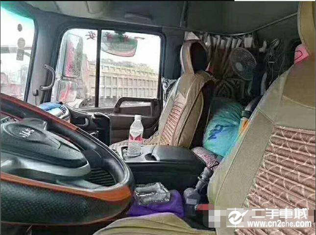 江淮 江淮格爾發K系列 180馬力  6.8廂長