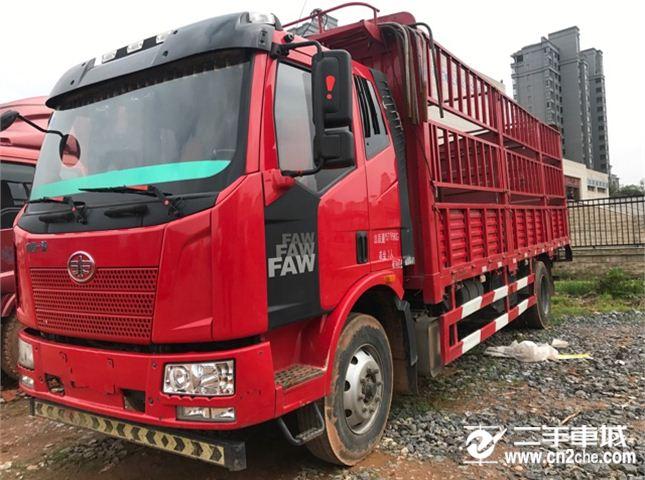 一汽解放 J6L 160马力载货车