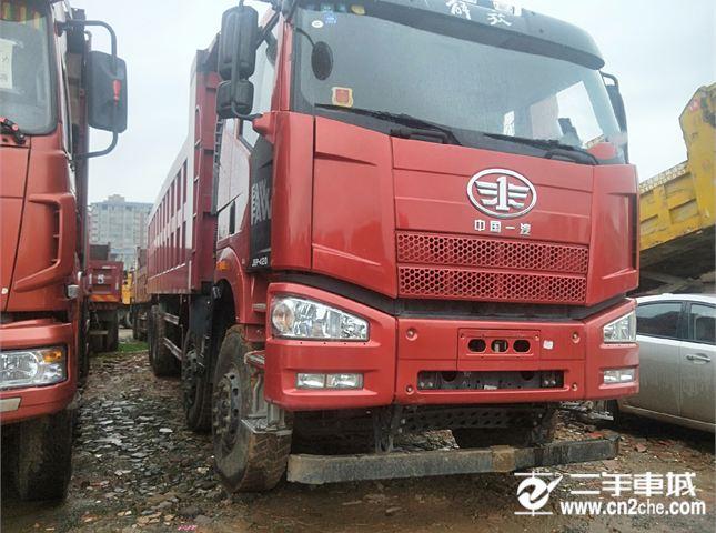 一汽解放 J6P 420马力国5低价出售