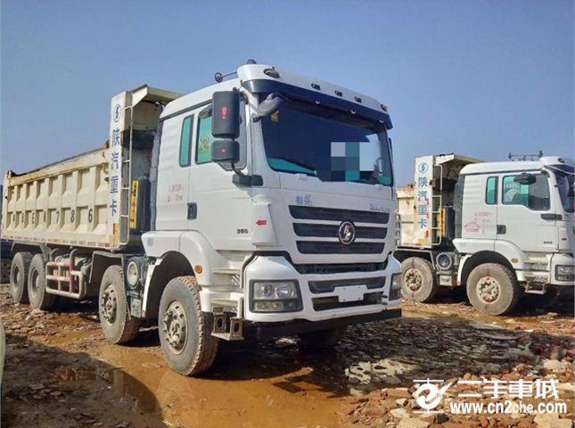 陕汽重卡 德龙新M3000 350马力 6.5米