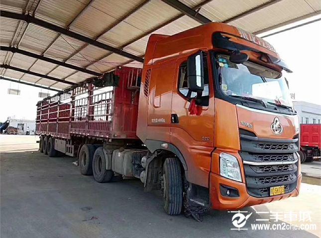 東風柳汽 乘龍 乘龍H7--520馬力玉柴,國五,13米高低板