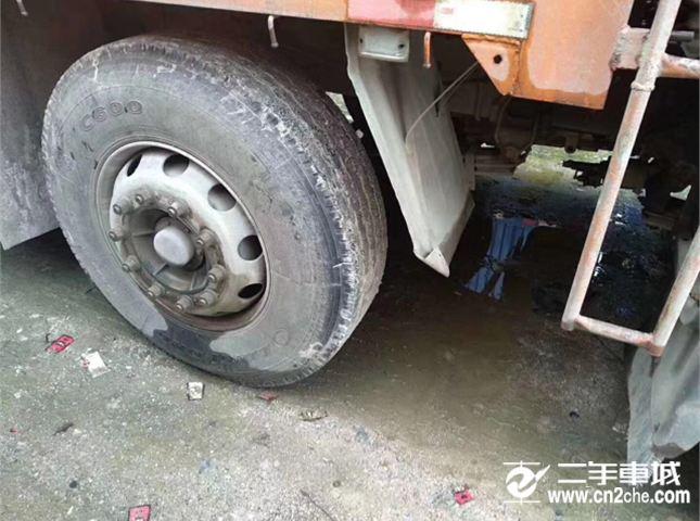 东风柳汽 乘龙 H7重卡 380马力 6X2