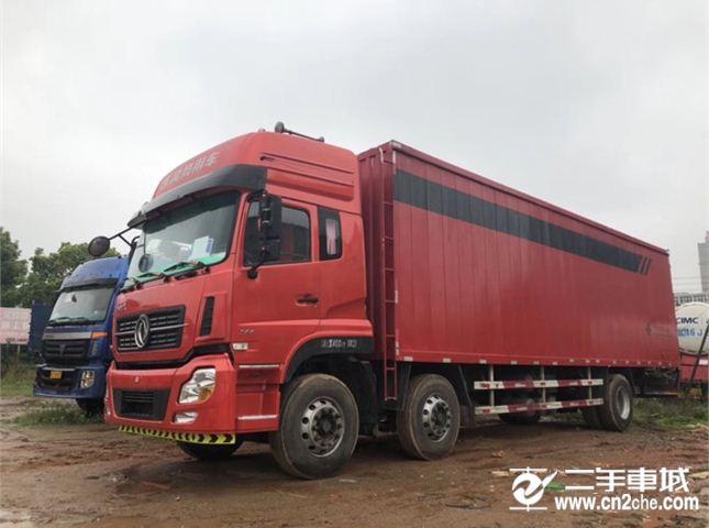 東風 天龍 245馬力 6×2 廂式載貨車(DFL5253XXYAX1C)