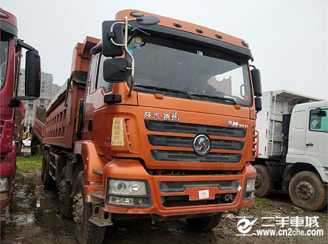 陕汽重卡 德龙M3000 350马力375马力德龙7.2米车厢