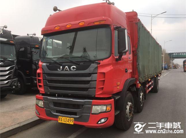 江淮 江淮格尔发K3  k3X 重卡240马力 6X2 9.5米载货车