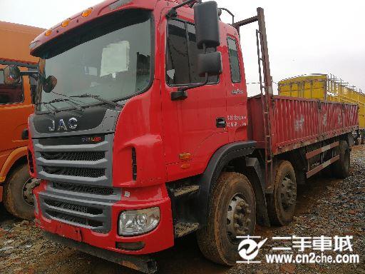 江淮 江淮格尔发A系列 A5L中卡 245马力 4X2牵引车(HFC4181P3K3A35S1V)