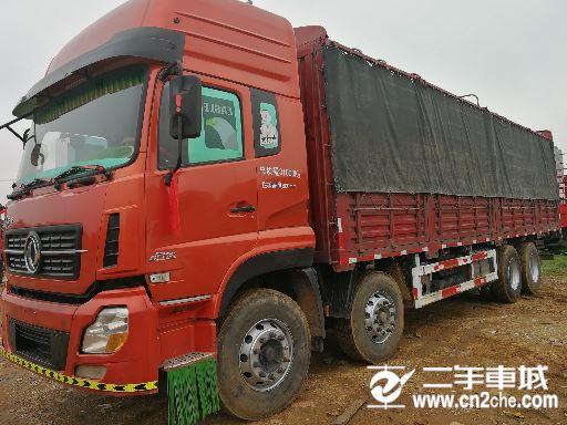 东风 天龙 重卡 385马力 6X4  (AMT)