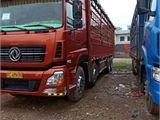 東風 天龍 天龍重卡 350馬力 8X4 9.6米倉柵式載貨