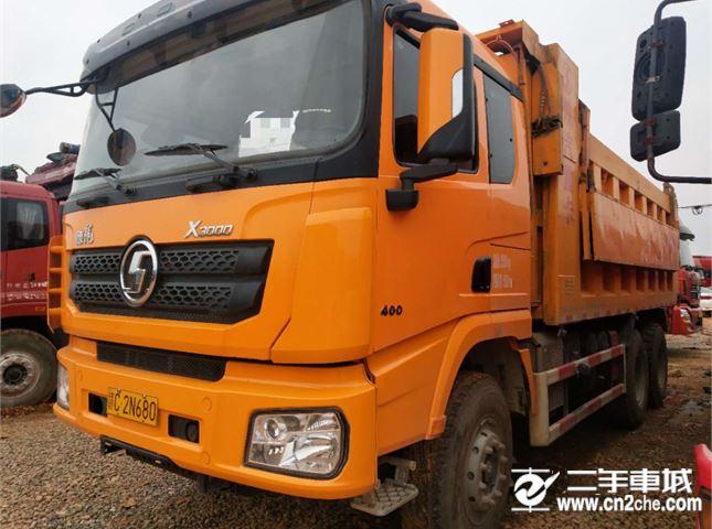 陕汽重卡 德龙X3000 400马力潍柴锛�5.8米货箱
