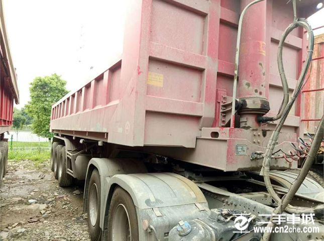 青岛解放 JH6 500马力6X4