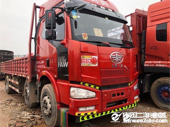 一汽解放 J6P 载货车  重卡 280马力 6×2 栏板式 排半 载货车(CA1250P63K1L6T3A1E5)