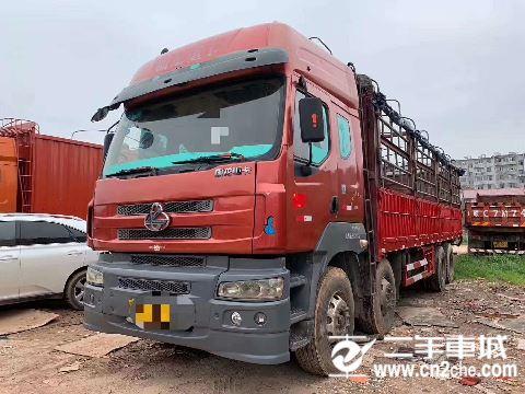 東風柳汽 霸龍 290馬力倉欄式車