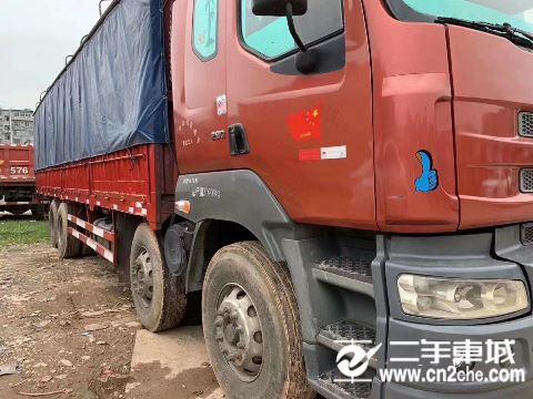 东风柳汽 霸龙 290马力仓栏式车
