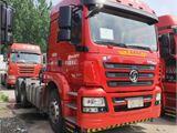 陕汽重卡 德龙新M3000 牵引车 430马力 6X4牵引车(SX4250MC4)